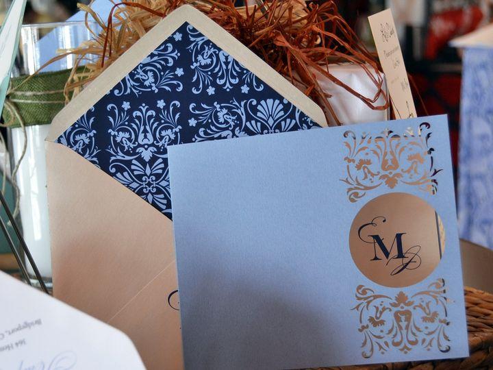 Tmx 1404318438478 Emma  Jason Invite Allentown, PA wedding invitation