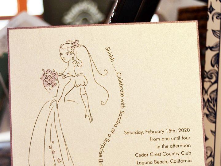 Tmx 1404318462713 Sandra Shower Allentown, PA wedding invitation