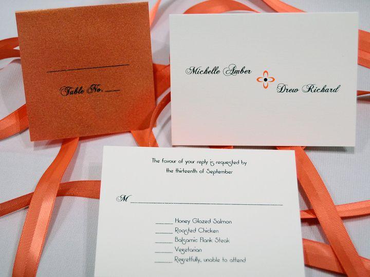 Tmx 1404318598304 Michelle  Drew Accessories Allentown, PA wedding invitation