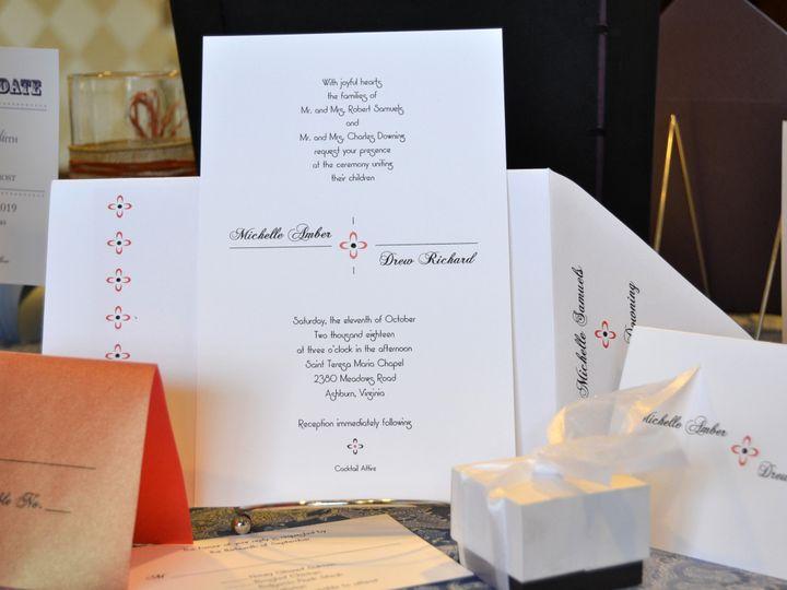 Tmx 1404318618356 Michelle  Drew Set Allentown, PA wedding invitation