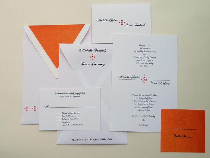 Tmx 1404318901530 Michelledrew3 Allentown, PA wedding invitation