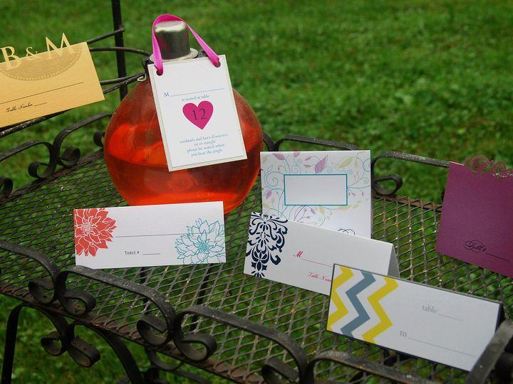 Tmx 1404319083894 All Tablecards Allentown, PA wedding invitation