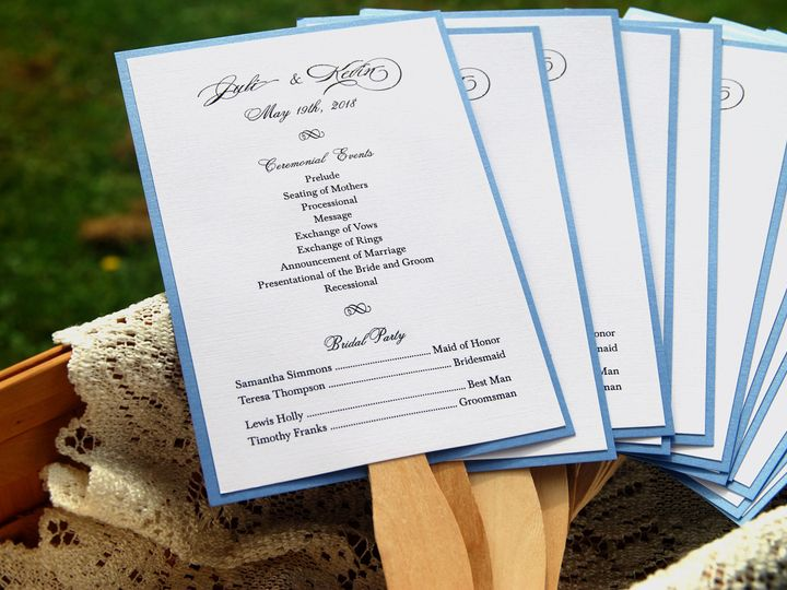 Tmx 1404319182483 Julikevinprogramfan1 Quakertown, PA wedding invitation