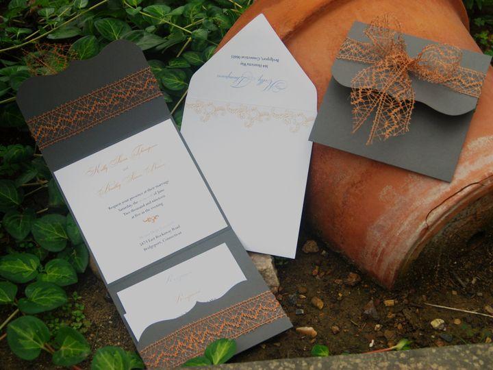 Tmx 1404319200292 Kellybradley Allentown, PA wedding invitation
