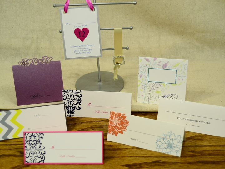 Tmx 1404319629150 Seating Cards Allentown, PA wedding invitation