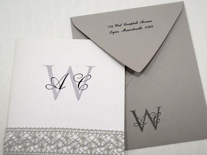 Tmx 1446045491480 Amber  Cory   Invitation Allentown, PA wedding invitation