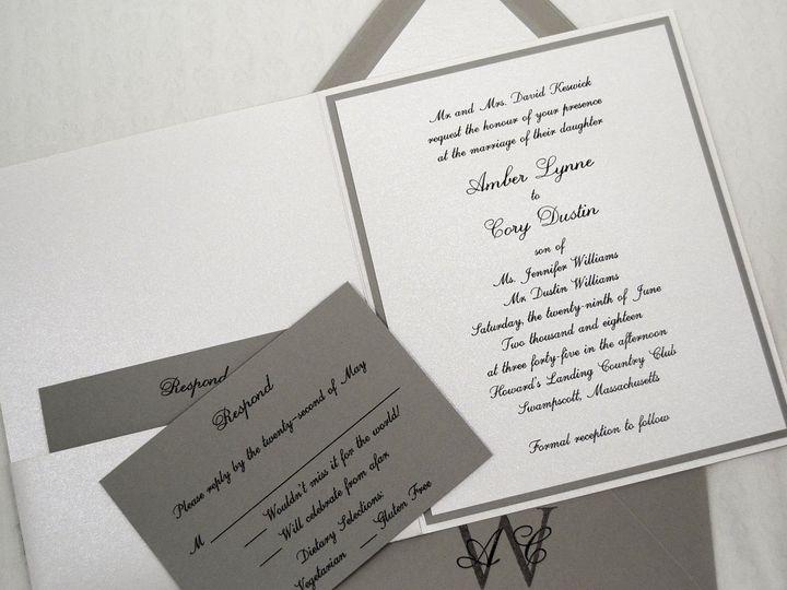 Tmx 1446045506736 Amber  Cory   Set Allentown, PA wedding invitation