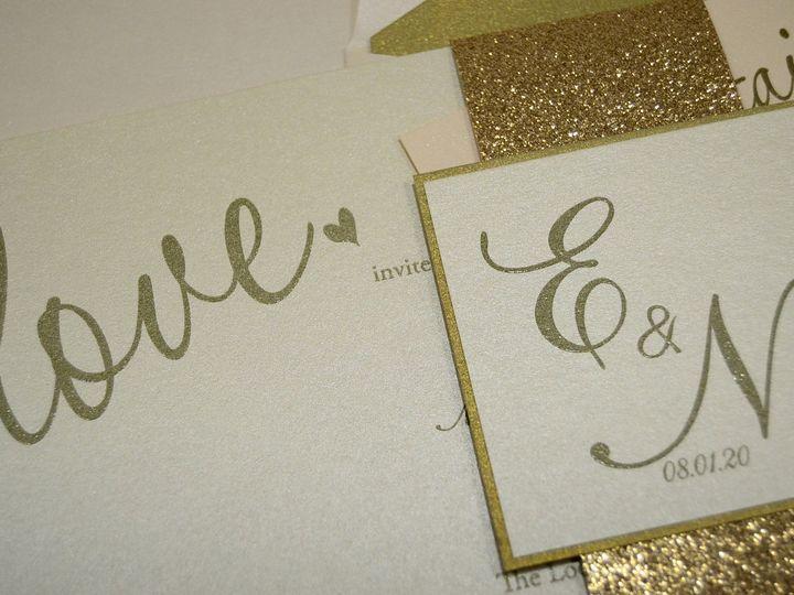 Tmx 1446045592507 Evelyn  Nash   Close Up Allentown, PA wedding invitation