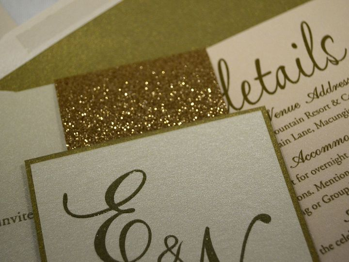 Tmx 1446045637672 Evelyn  Nash   Panel  Band Close Up Quakertown, PA wedding invitation