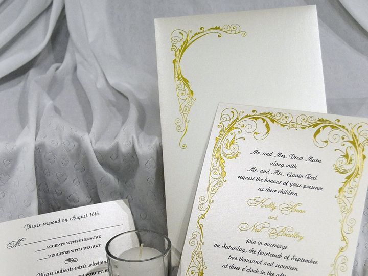 Tmx 1446045723766 Kelly  Neil Quakertown, PA wedding invitation