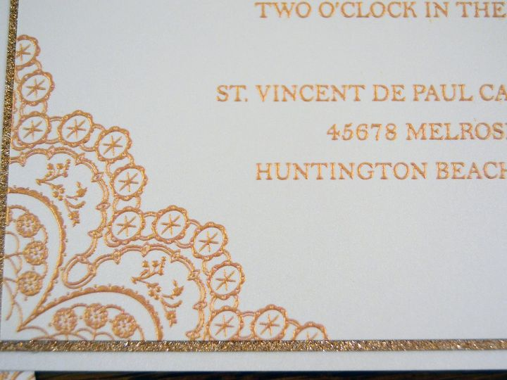Tmx 1446045814917 Vanessa  Hunter   Close Up Quakertown, PA wedding invitation