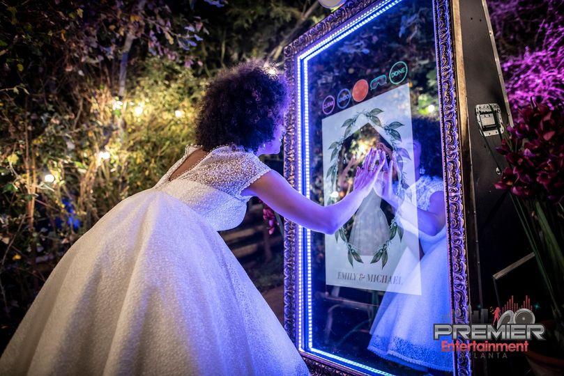 Mirror Photo Booth - Photo Booth - Douglasville, GA