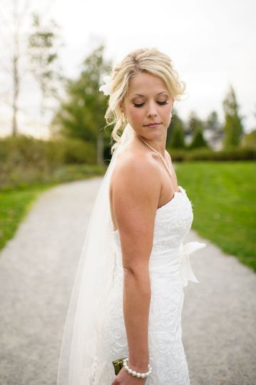 Savannah Rae Beauty Bride