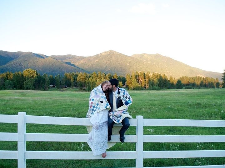 Tmx 1443562934096 Wedding13 Whitefish wedding photography