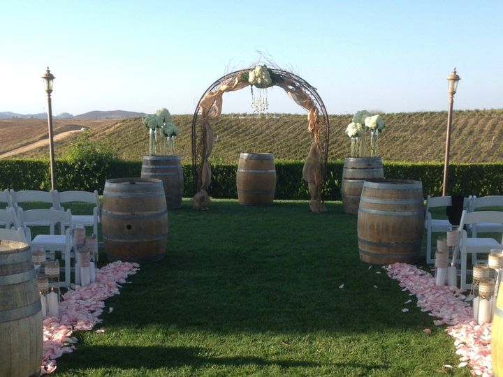 Tmx 1451864149309 01b16edb1070b2e5d938b196d71591caf599c3ffd92 Fallbrook, CA wedding florist
