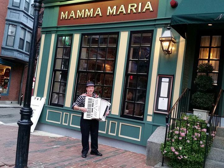 Tmx 1416595634064 Mama Maria North End Stoughton wedding band