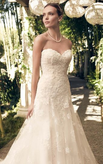by casablanca bridal