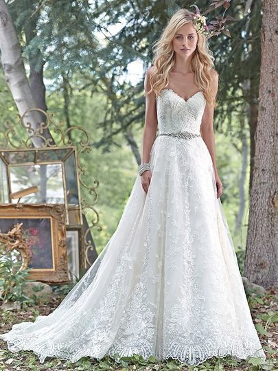 maggie sottero wedding dress luna 3