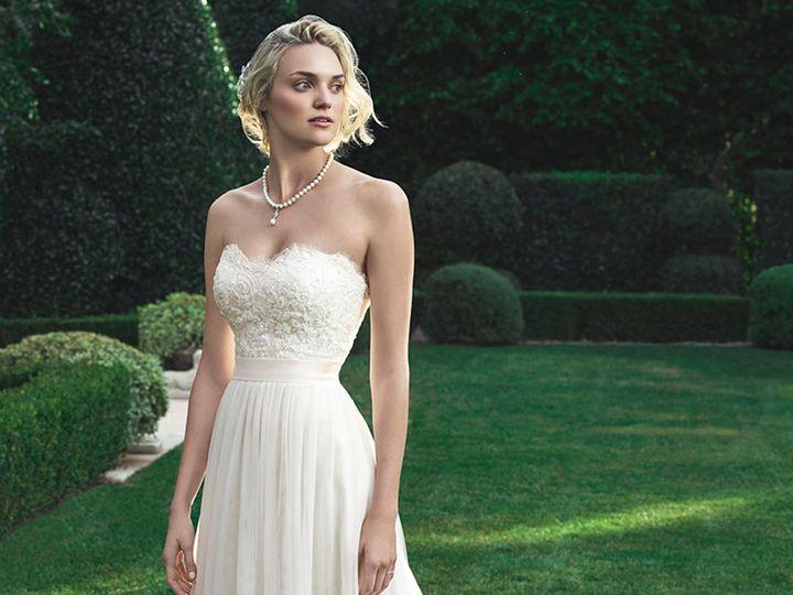 Tmx 1457216553762 2205front Maple Shade wedding dress