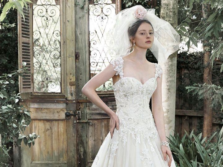 Tmx 1457216682299 Dallasandra Maple Shade wedding dress