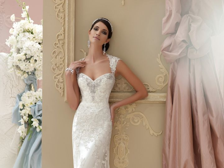 Tmx 1457216710270 Lourdes Maple Shade wedding dress