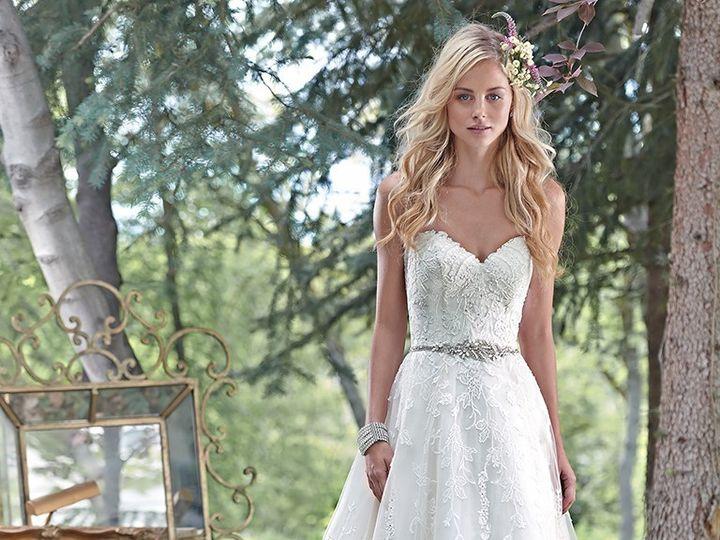 Tmx 1457216732896 Maggie Sottero Wedding Dress Luna 3 Maple Shade wedding dress
