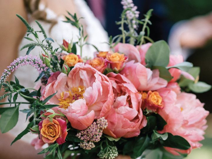 Tmx 1506096933747 Bouq1 Roseville, CA wedding florist