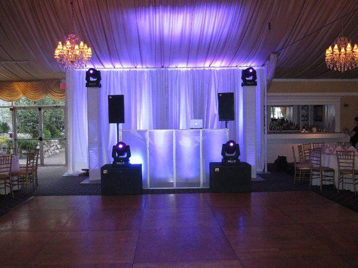 Tmx 1357835307330 DJSetupB1 Peekskill, NY wedding dj
