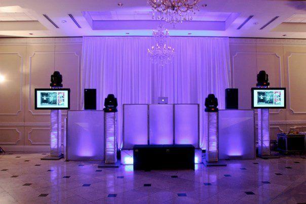 Tmx 1357835311176 DJSetup6 Peekskill, NY wedding dj