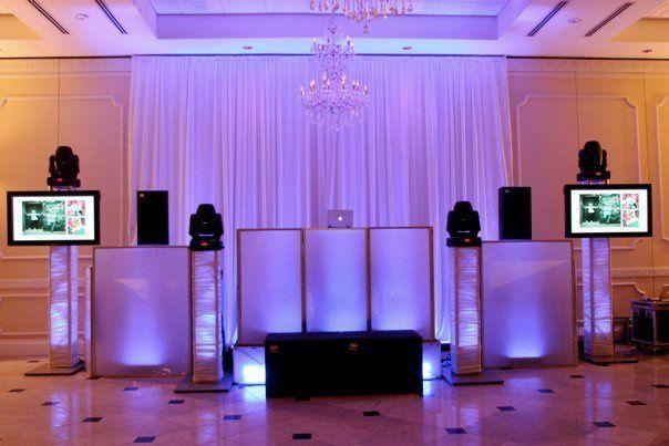 Tmx 1357835311722 DJSetup7 Peekskill, NY wedding dj
