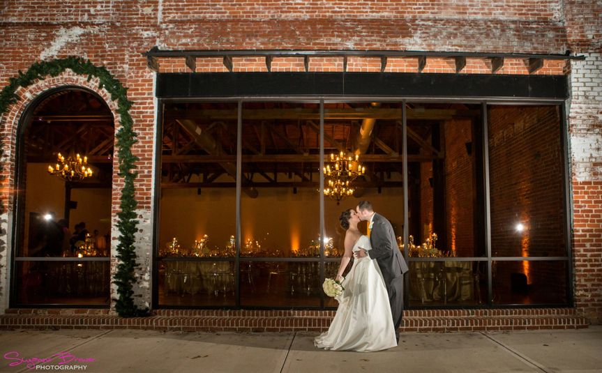Downtown Historic Wedding Venue Suzanne Brewer Photography