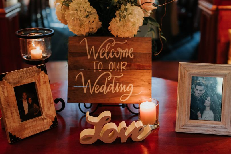 Welcoming table