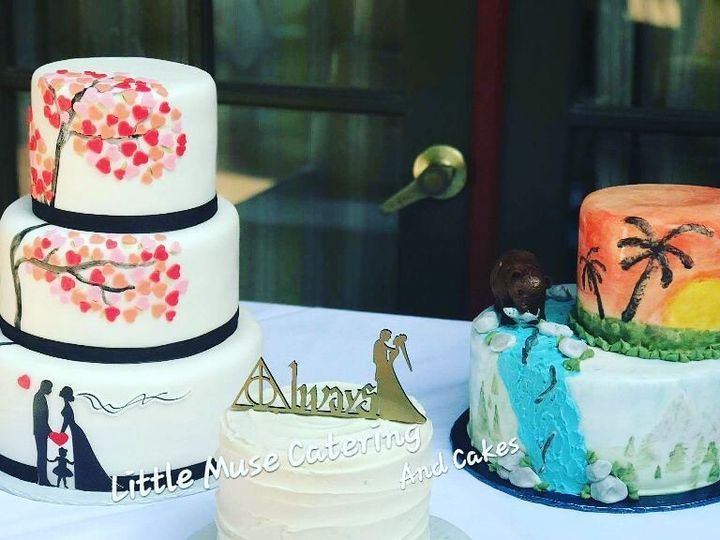Tmx 1508853429911 Trio Cakes San Antonio, TX wedding cake