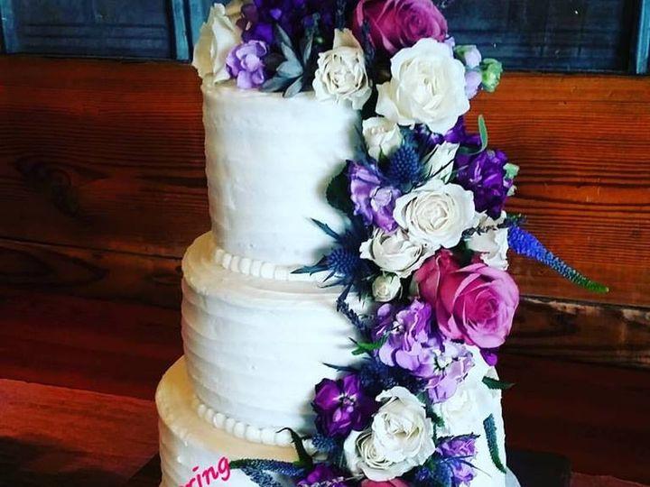 Tmx 1508853429921 Cascading Elegance Floral San Antonio, TX wedding cake