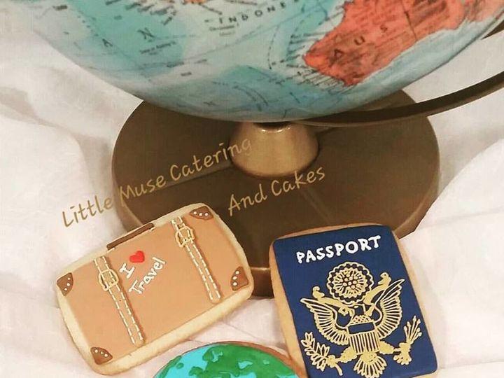 Tmx 1508853997167 Passport Cookies San Antonio, TX wedding cake