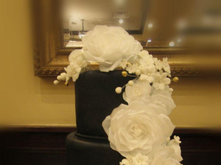 Tmx 1510165410547 Black Cheesecake Wedding San Antonio, TX wedding cake