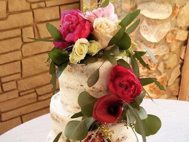 Tmx 1522948802 D2286b7bdf8aeef3 1522948801 5d15003b86712c94 1522948799768 2 Semi Naked Cascade San Antonio, TX wedding cake