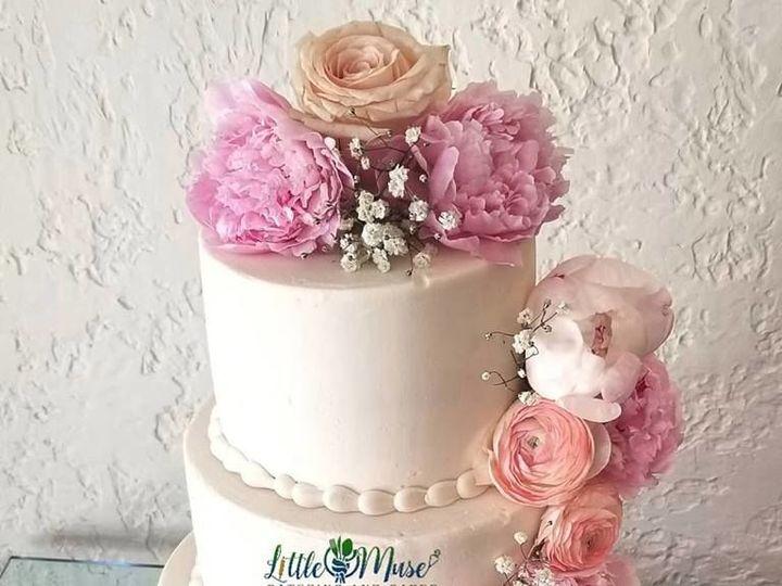 Tmx 1522948803 54a3443076b264a3 1522948802 Fda3cc8b97e2a726 1522948799794 6 Cassie Cascade San Antonio, TX wedding cake