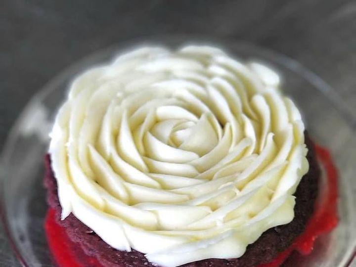 Tmx 1522949030 5e08548e0497e257 1522949029 Ef4c0064aa973d51 1522949028877 2 Rose Cake Tart San Antonio, TX wedding cake