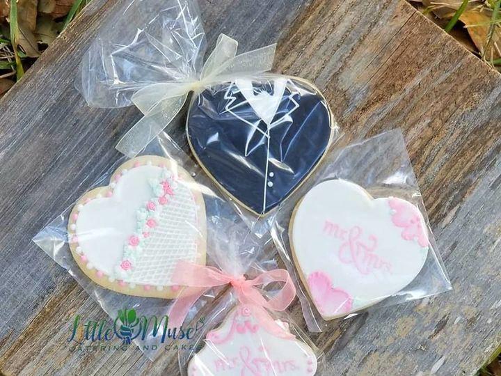Tmx 1522949030 A6319ef869654447 1522949029 43d765489375feb3 1522949028863 1 Bridal Cookies San Antonio, TX wedding cake