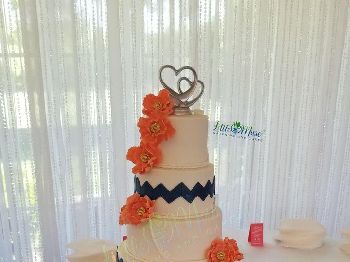 Tmx Tracypaul B4202019 51 766154 1559657419 San Antonio, TX wedding cake