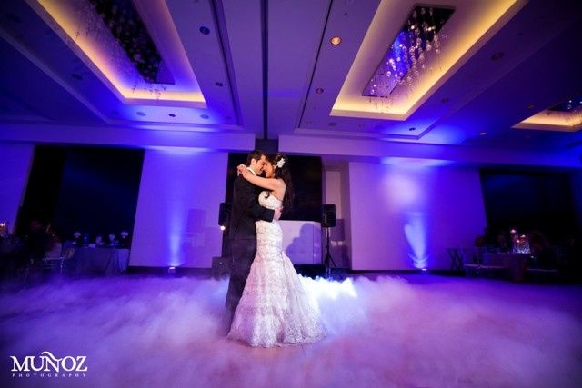 Share your First Dance on a Cloud!
