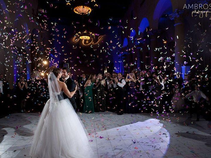 Tmx 1390506788707 Olivia  Javi Confettin First Dance   Ambrosio Phot Fort Lauderdale, FL wedding dj
