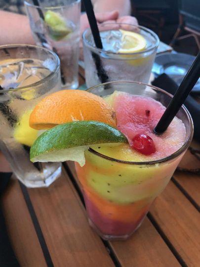 Smoothie Mocktails