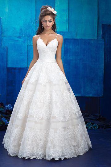 allure bridals wedding dress attire nationwide