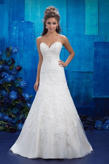 Allure Bridals Dress Attire Sioux Falls Sd Weddingwire