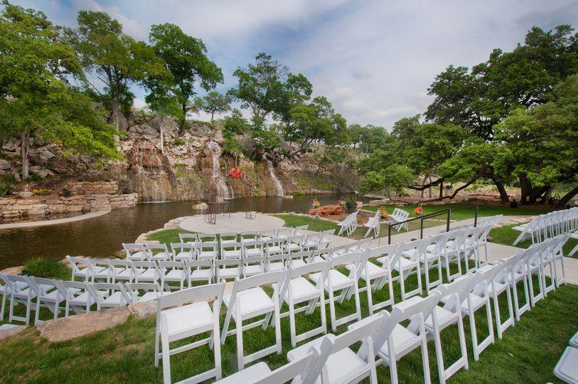 Hidden Falls - Venue - Spring Branch, TX - WeddingWire