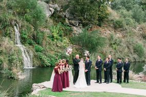 Hidden Falls by Walters Wedding Estates
