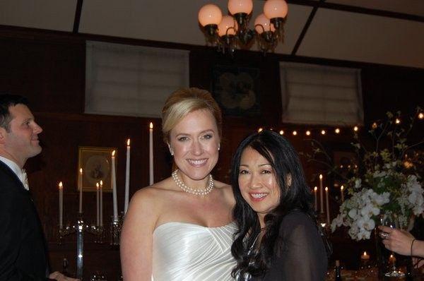 Bride with Raquel