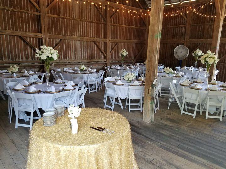Barn Reception